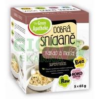Green Apotheke Dobrá snídaně KAKAO A MACA 5x65g