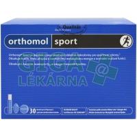 Orthomol Sport 30 lahviček + 30 tobolek