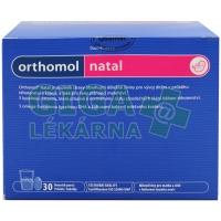 Orthomol Natal 30 sáčků + 30 tobolek