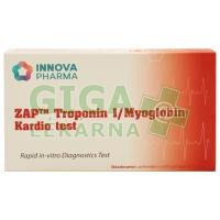 ZAP TnI /MyO Kardio test