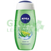 NIVEA Sprchový gel LEMON  OIL 250ml č.81067