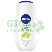 NIVEA Sprchový gel Free Time 250ml