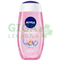NIVEA Sprchový gel WATER LILLY + OIL 250ml č.80789