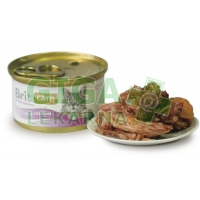 Brit Care Cat konz. - Tuna & Salmon 80g