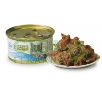 Brit Care Cat konz. - Tuna & Turkey 80g