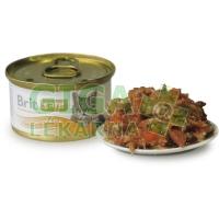 Brit Care Cat konz. - Tuna, Carrot &Pea 80g