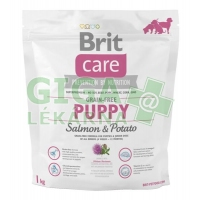 Brit Care Grain Free Dog Puppy Salmon & Potato 1kg