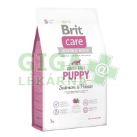 Brit Care Grain Free Dog Puppy Salmon & Potato 3kg