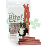 Brit Care DOG Let´s Bite! Dental Care Bacon 105g