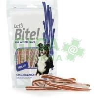 Brit Care DOG Let´s Bite! Chicken Sandwich 30g