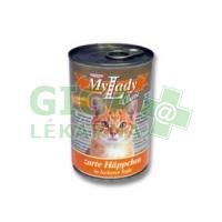 MyLady kočka konz. krocan+ kachna 415g