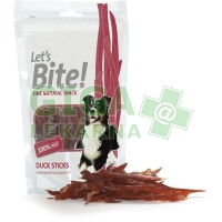 Brit Care DOG Let´s Bite! Duck Sticks 30g