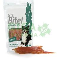 Brit Care DOG Let´s Bite! Chicken Breast 275g