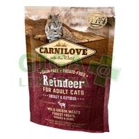 Carnilove Cat Adult Reindeer Grain Free 0,4kg