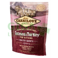Carnilove Cat Kitten Salmon & Turkey Grain Free 0,4kg