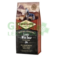 Carnilove Dog Adult Lamb & Wild Boar Grain Free 12kg