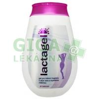 Lactagel HERBAVERA pro intim.hyg.s kys.mléč. 250ml