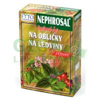Nephrosal Bylinný čaj na ledviny 40g Fytopharma