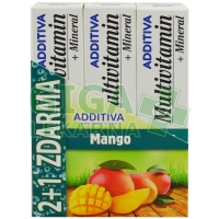 Sada Additiva MM 2+1 mango  1 sada