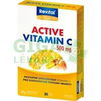 Revital Active vitamin C 500mg 30 tablet