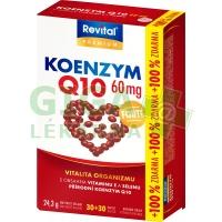 Revital Koenzym Q10 60mg+Se+vit.E cps.30+30 zdarma