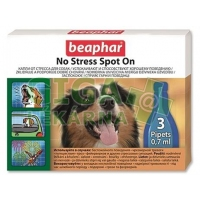 Beaphar No Stress Spot On pro psy sol 3 x 0,7ml
