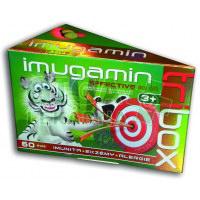 Imugamin Effective pro děti 60 tablet Tribox