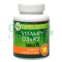 AROMATICA Vitamín D3+K2 30 tablet