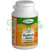 Psyllicol tablety s příchutí pomeranče 108g