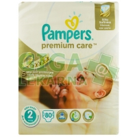 PAMPERS Premium Care Mini 3-6kg 80ks