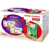Femibion 2 s vit.D3 Dvojbalení + chrastítko
