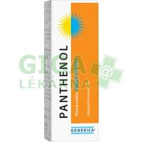 PANTHENOL tělové mléko fresh effect 150ml