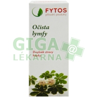 FYTOS Očista lymfy 50 ml