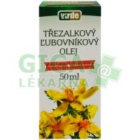 Třezalkový olej 50ml Virde