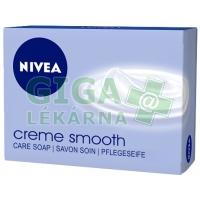 NIVEA Tuhé mydlo Creme Smooth 100g č.82414