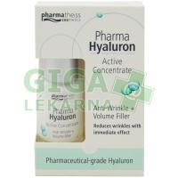 Pharma Hyaluron konc.proti vráskám-vyhlaz.účinek 13ml