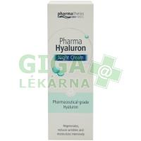 Pharma hyaluron noční pleťový krém 50ml