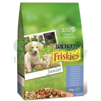 Friskies dog dry Junior 3kg