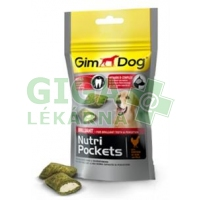 Gimdog Nutri pockets brilliant 45g