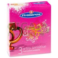 Prezervativ Primeros x-tra sensitive 3ks