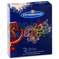 Prezervativ Primeros Delay 3ks