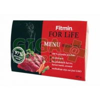 Fitmin Dog For Life konz. Menu meat mix 427g