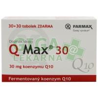 Q Max 30mg 30+30 tob. zdarma
