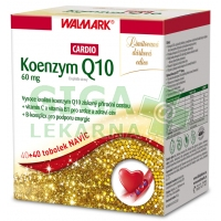 Walmark Koenzym Q10 Cardio tob.40+40