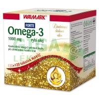 Walmark Omega 3 Forte 120+120 tobolek