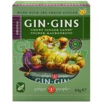 GIN GINS ORIGINAL zázvorové bonbony 84g
