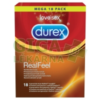 Prezervativ DUREX Real Feel 18 ks