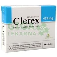 Clerex 475mg 10 tobolek pro muže