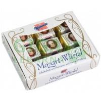 Manner Mozart-Würfel 120g Čokol.s marcip.a nugátem
