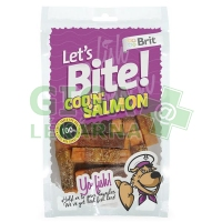 Brit Care DOG Let´s Bite Cod´n´Salmon 80g